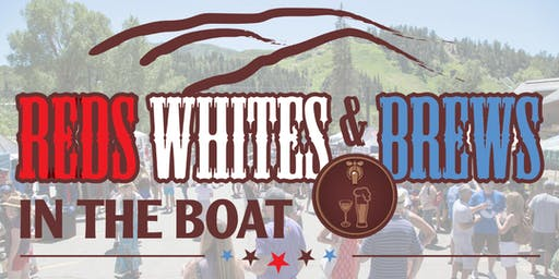 2019 Reds Whites & Brews In The Boat