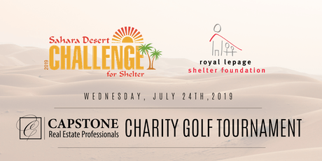 Sahara Desert Golf Tournament for Shelter! tickets