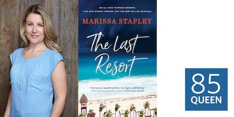 85 Queen: An Evening with Marissa Stapley tickets