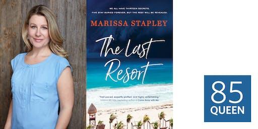 85 Queen: An Evening with Marissa Stapley
