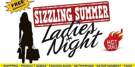 Sizzling Summer Ladies Night  tickets