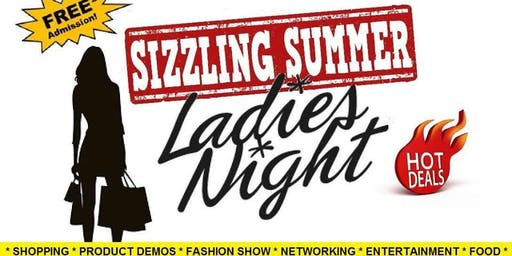 Sizzling Summer Ladies Night