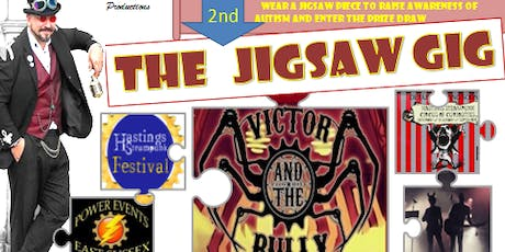 The  2nd Jigsaw Gig tickets