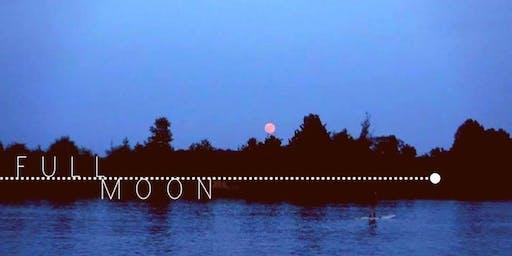 June 16 Full Moon Paddle - BayCats Ocean City, NJ