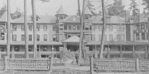 LADIES WHO LUNCH: Little Mountain Hotels of the 1800's