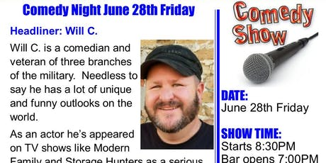 Comedy Night at Milford Lake tickets