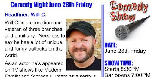 Comedy Night at Milford Lake