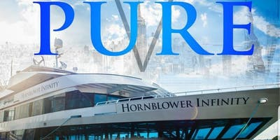 ERIC MICHAEL EVENTS PRESENTS: Pure: All White Party + Mega Yacht Dinner Cruise, Hornblower Infinity