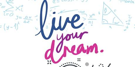 Talleres que cambiar´´an tu vida .LIVE YOUR DREAM ! tickets