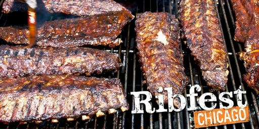 Ribfest Chicago 2019: VIP Packages and Food/Beverage Ticket Deals