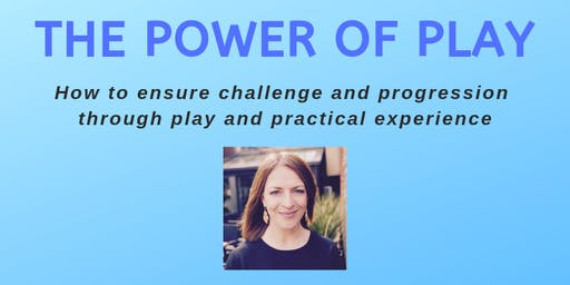 Kym Scott: The Power of Play
