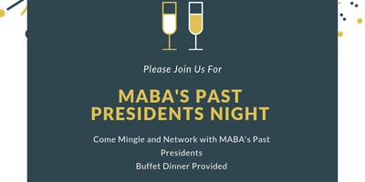 MABA's Past Presidents Night