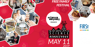 FIRSt & Science Rendezvous - Family-Friendly Food Science (Ages 5-17)