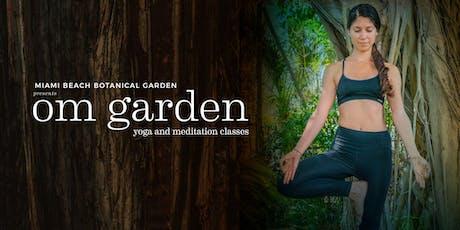 Vinyasa and Guided Meditation tickets