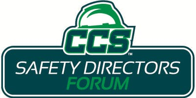 CCS May Safety Directors Forum: Silica