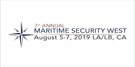 7th Annual Maritime Security West tickets