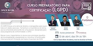 Curso Preparatório para certificação LGPD/EXIN. Ed....