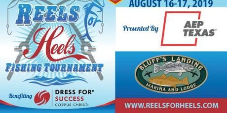 5th Annual Reels for Heels Fishing Tournament  tickets