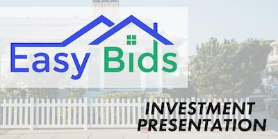Private EasyBids Investment Presentation