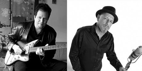 Blue Monday w/ Tad Robinson & Dave Specter presented by Magellan Corporation tickets