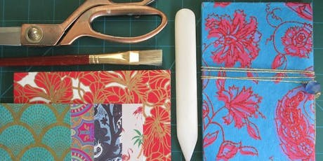 Try Bookbinding! tickets