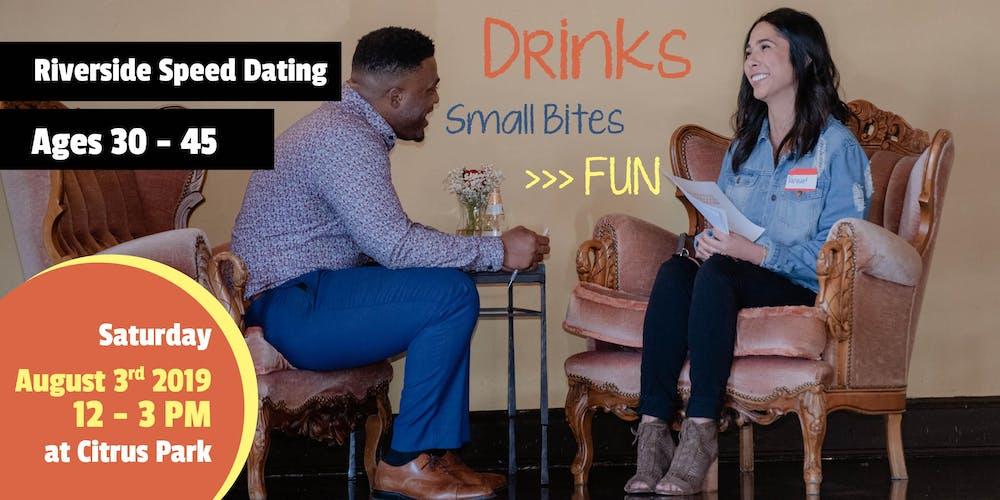 Speed dating irvine ca