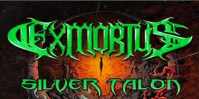 EXMORTUS / Silver Talon /Kommand / Pain Field / Vile Effigy 21 & over