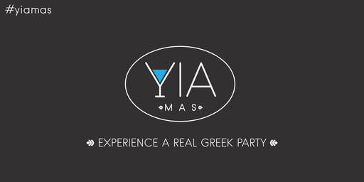 Yia Mas -  Greek Parties - DJ P#Vocals