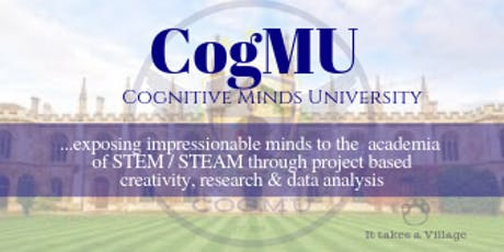 CogMU: Cognitive Minds University Conference tickets