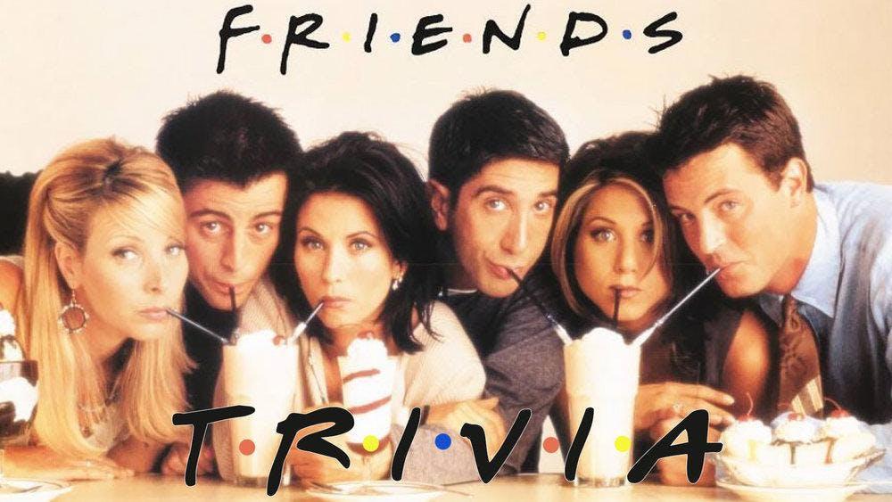 Friends Trivia Night | Carly's Bistro