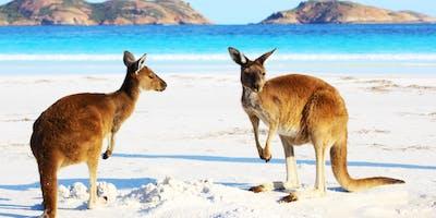 Australia, New Zealand and Hong Kong Information Session
