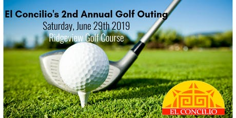 El Concilio's 2nd Annual Golf Outing tickets