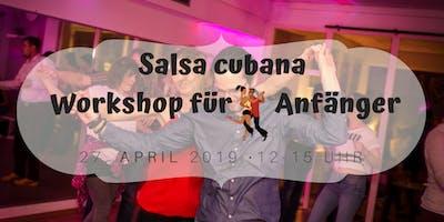 Workshop Salsa Cubana für Anfänger