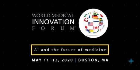 2020 World Medical Innovation Forum tickets