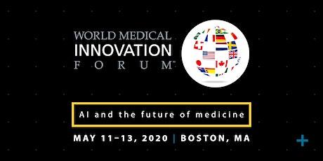 2020 World Medical Innovation Forum tickets