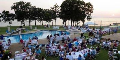 2019 Pilots Party Celebrating Thunder Over Cedar Creek Lake Air Show