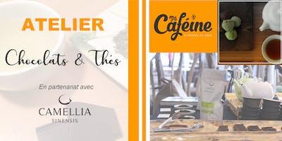Atelier Chocolats et Thés - avec Camellia Sinensis