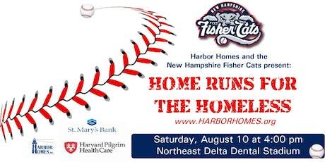 Home Runs For The Homeless - Home Run Derby tickets