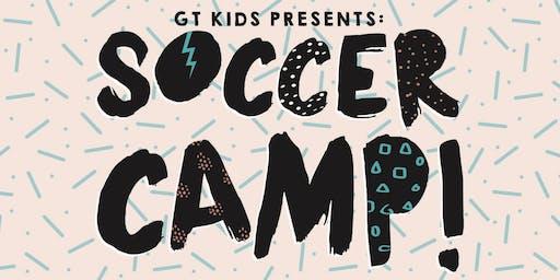 GTKIDS SOCCER CAMP 2019