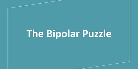The Bipolar Puzzle tickets