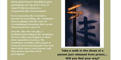 Returning Prisoner Simulation