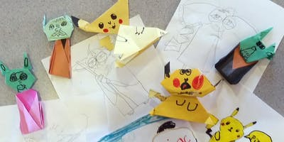 Origami & Cartooning (Ages 5-7)