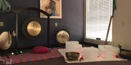 Summer Hour of Sound Healing with Gong Bath tickets