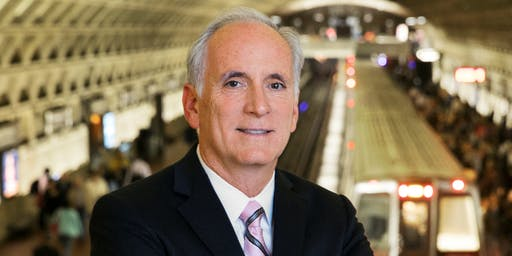 Putting Dedicated Funding to Work:  A Conversation with WMATA CEO Paul Wiedefeld