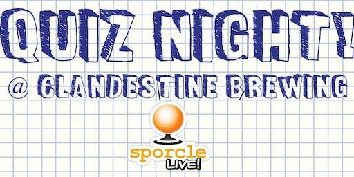 Sporcle Trivia Night