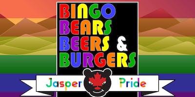 BEARS, Beers, Burgers & Bingo