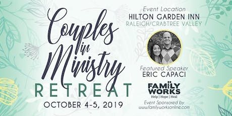 Couples In Ministry Retreat  tickets