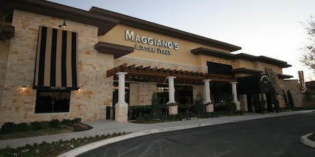 Join Maggiano's to Solve the Crime- October 25th, 2019 tickets