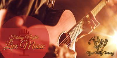 Live Music in the Tasting Room (Every Friday Night)