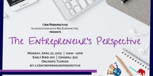 The Entrepreneur Perspective: Open Dialogue